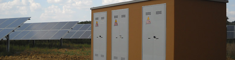 Cabine elettriche MT-MT e MT-BT